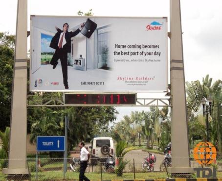 ooh advertising, advertising agency, advertising india