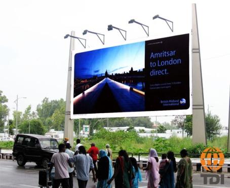 outdoor advertising, ooh advertising, tdi